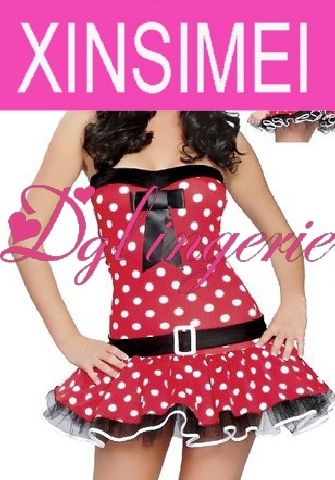 Minnie mouse upskirt
