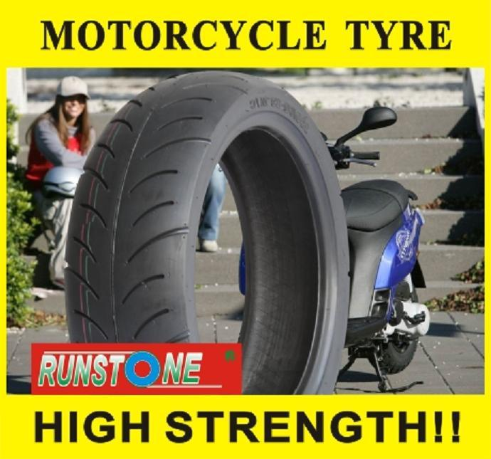 Strong Body Scooter Tyre/Tubeless Tyre 130/60-13 130/70-12