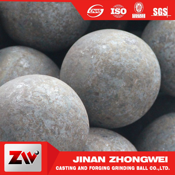 Low Breakage Cement Mill Grinidng Steel Ball