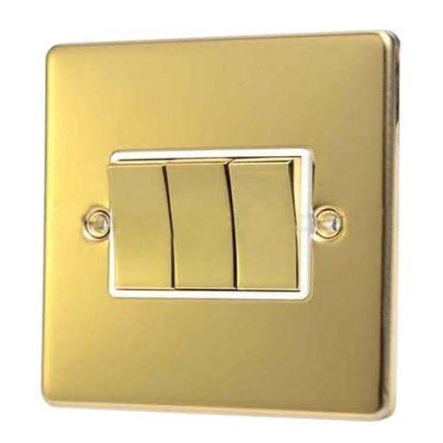 Light Switch with Socket (UK Standard)