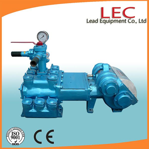 450 L/Min Flow Horizontal Triplex Double Acting Reciprocating Piston Mud Pump