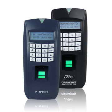 Professional Fingerprint Access Control System with Time Attendance (F08)