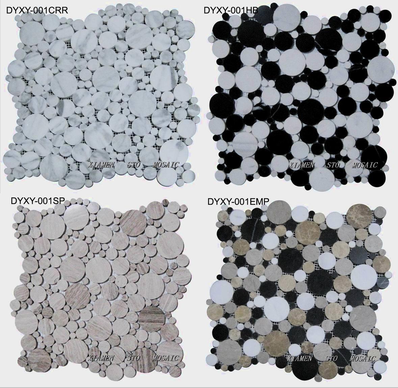 How to Make a Mosaic Round Table   DoItYourself.com
