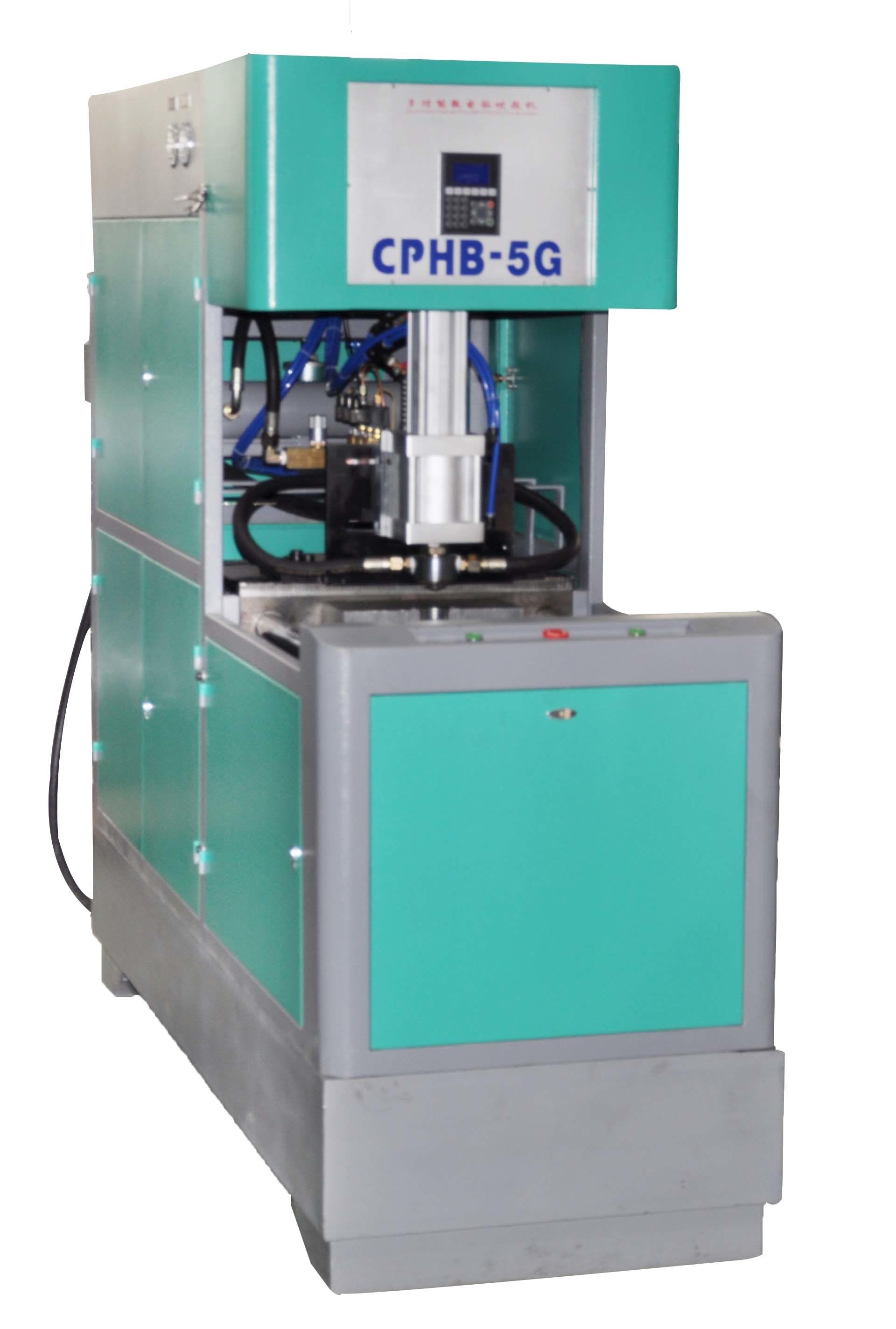Semi Atuo 5 Gallon Pet Stretch Blowing Machine