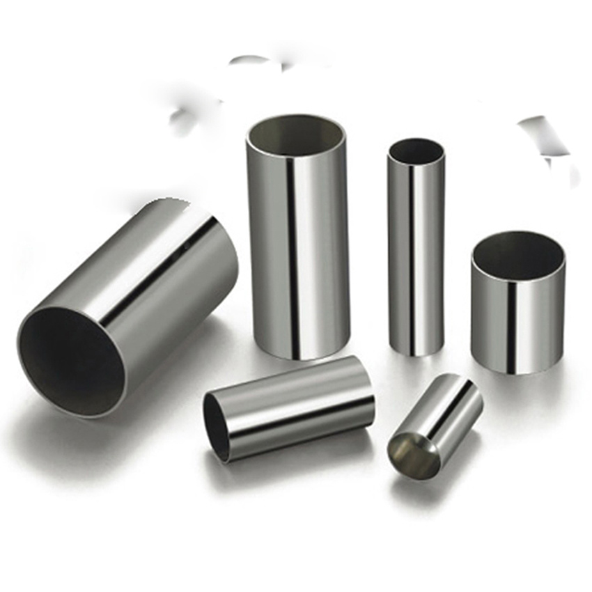 China stainless steel welded tube