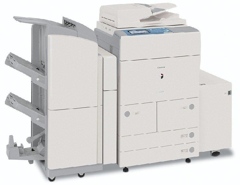 how to print canon imagerunner c2880 configuration page