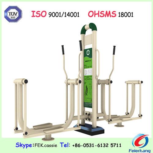 Leg Trainer Outdoor Gym Equipment