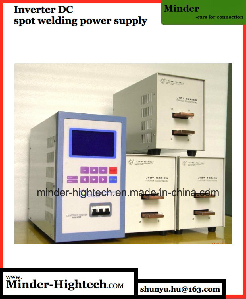 Multi (3-5) Outputs Spot Welding Power Supply Mddl-1000s