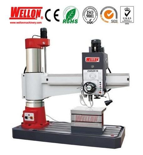 Hydraulic Radial Drilling Machine (Hydraulic Drilling machine Z3050X16/1 Z3050X16)
