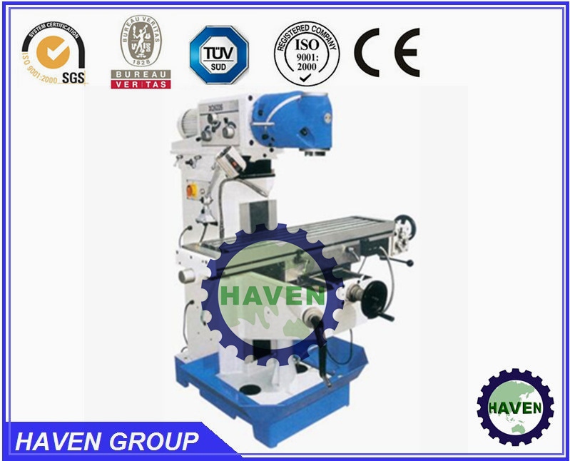 XQ6226B Universal Swivel Head Milling Machine