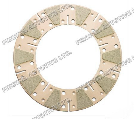 High Performanc Disc for Racing Cars (1166A) , Racing Clutch