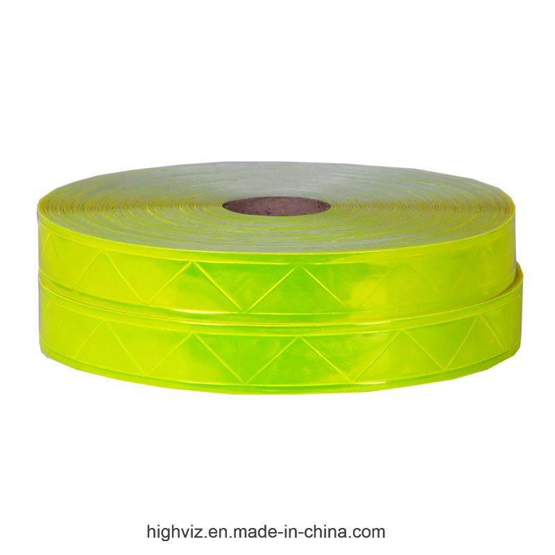 PVC Reflective Tape with Certificate (EN20471 & EN13356)