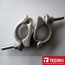 High Drop Forged Coupler