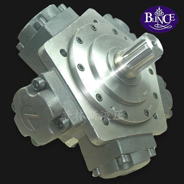 Nhm31-5000 Heavry-Duty Hydraulic Motor for Tractor