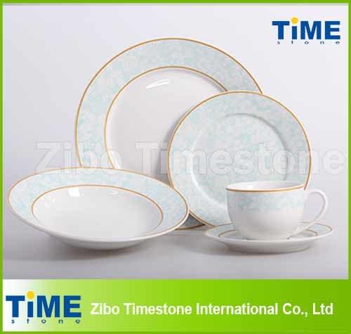 Chinese Luxury Porcelain Ceramic Tableware (ZQ14082601)