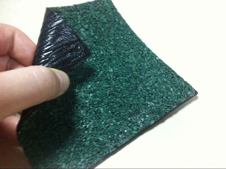Bituminous Waterproofing Products : China construction materials colorful sand bitumen