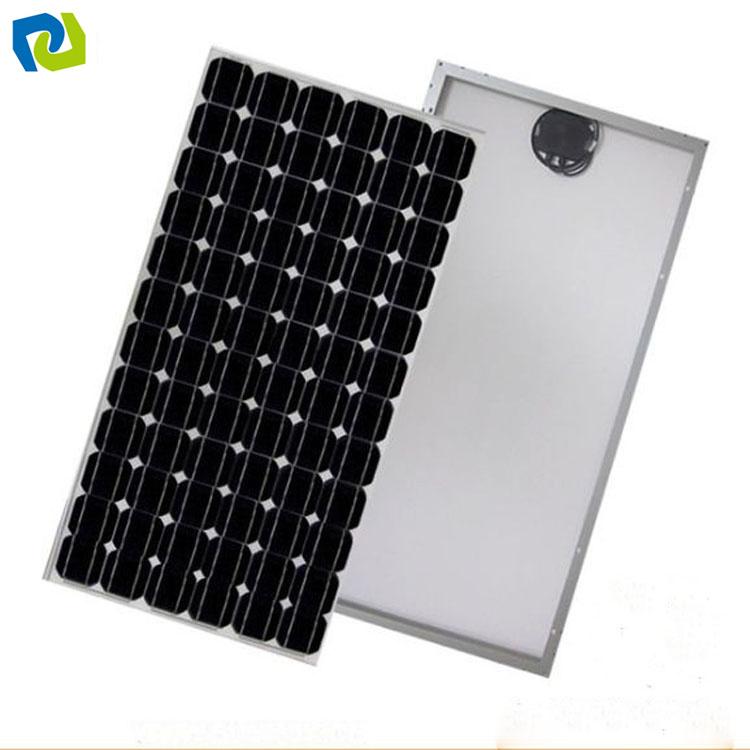 250W PV Renewable Energy Power Monocrystalline Module Solar Panel
