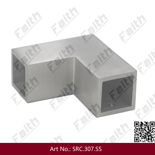 90 Degree Die Casting Stainless Steel Partition Brackets (SRC. 307. SS)