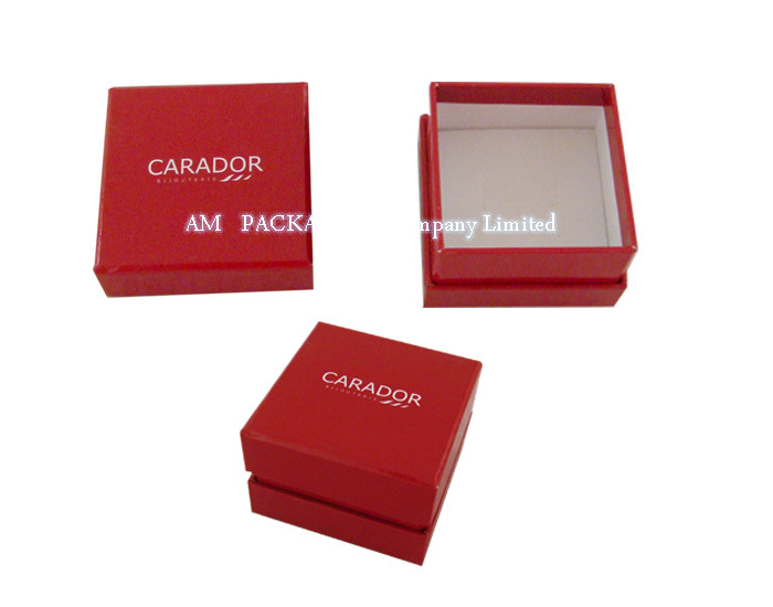 Paper Jewelry Packaging Gift Box