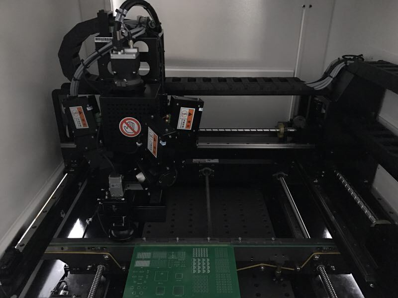 Automatic Solder Paste Inspection Machine PCB Inspection
