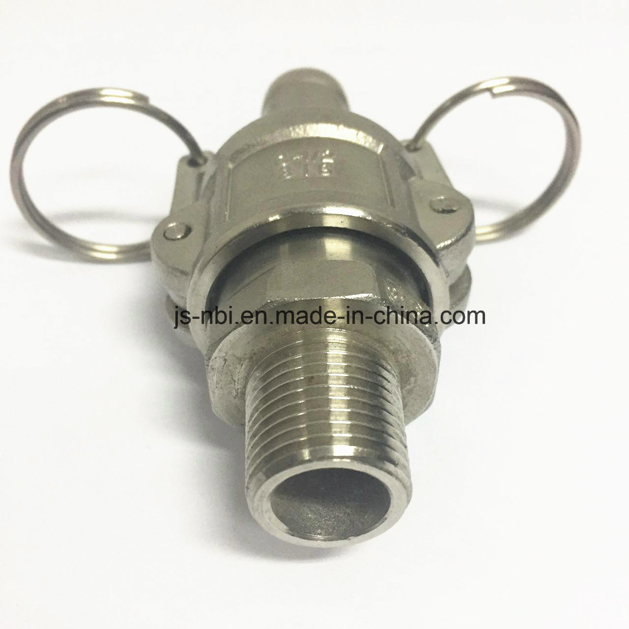 Ss 304/316 Threaded Hose Fitting Quick Coupling
