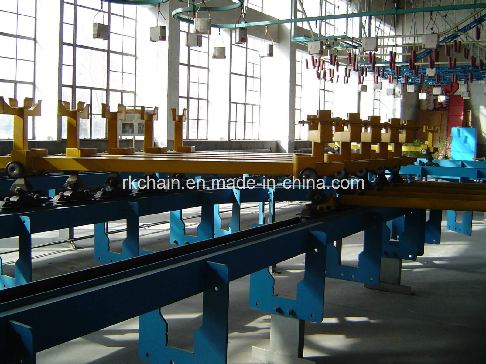 "(3""4""6"") Chain Conveyor for Overhead Conveyor System"