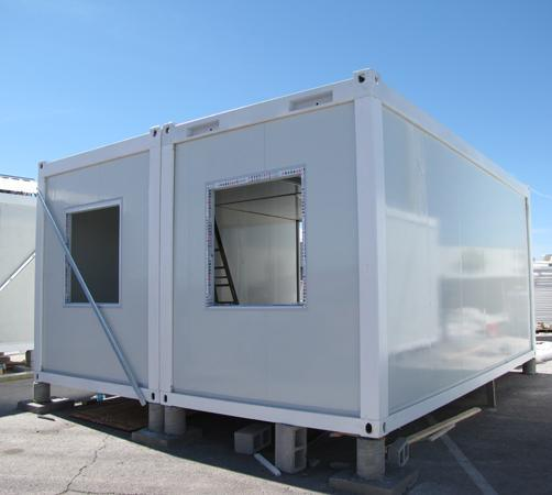 Modular Sandwich Panel Container House