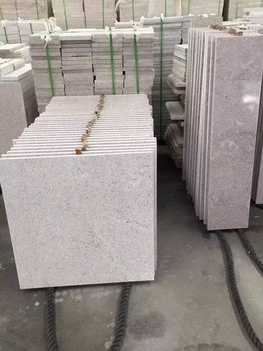 China Granite Pearl White Slab/ Worktop/Tile/Flooring/Wall Cladding