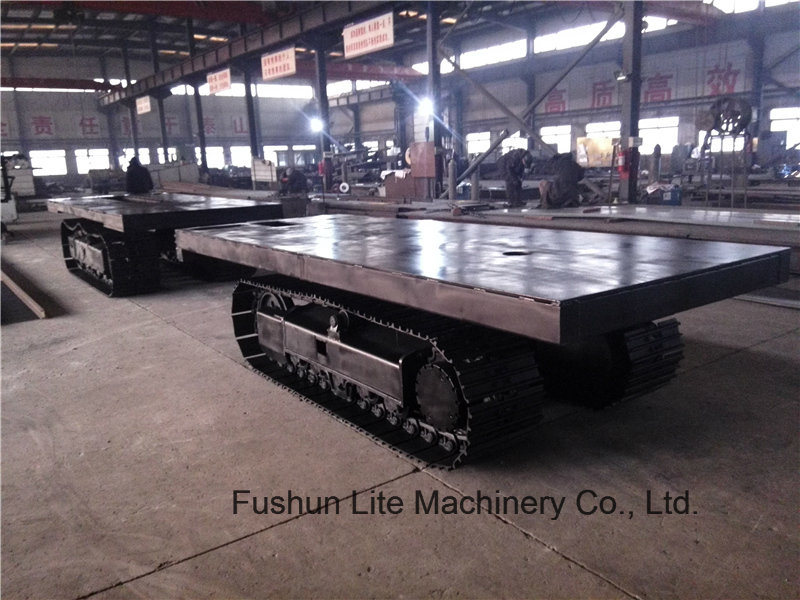 15 Tons Crawler Chassis for Mining Machinery