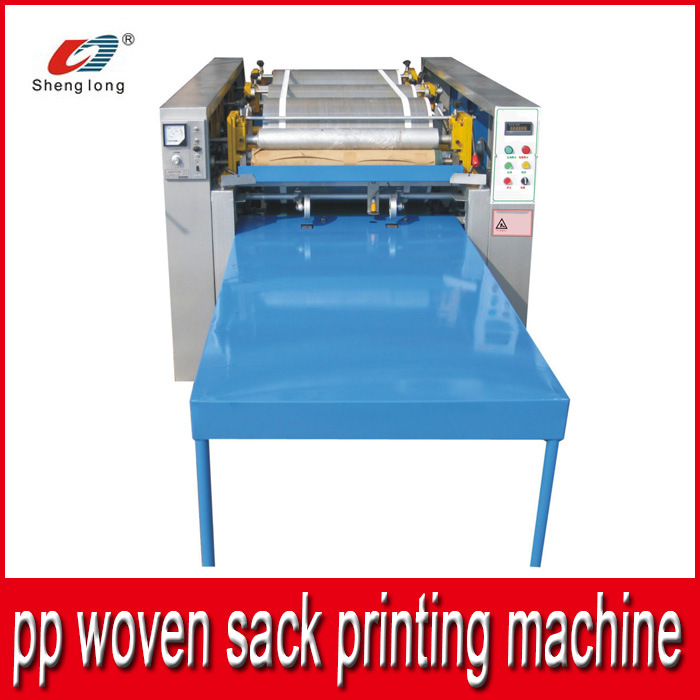 New Arrivals Auto Printing Machine for Plastic PP Woven Sack