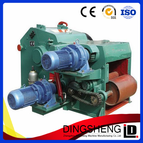 China Supplier Professional Drum Type Wood Chipper