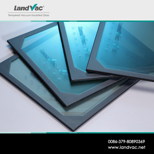 Landvac Decorative Clear Toughened Vacuum Insulated Construction Glass