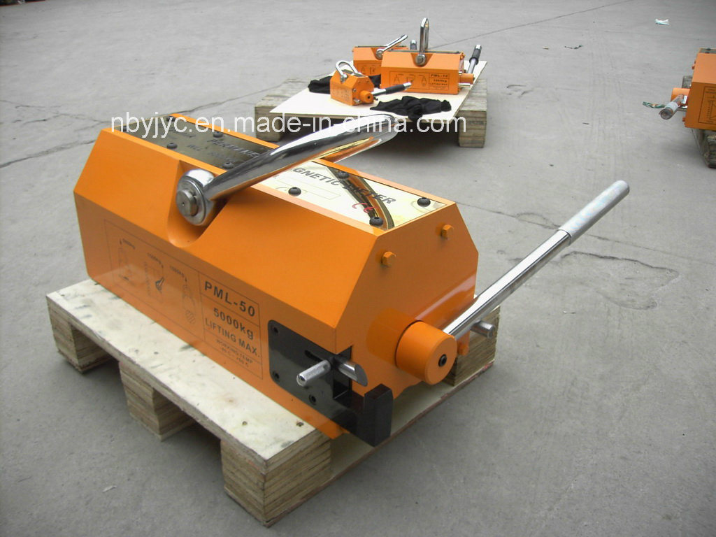 5000kg Permanent Lifting Magnet