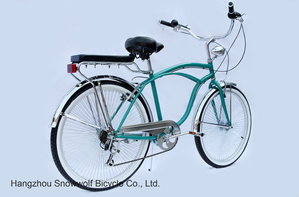 Comfort 26 Incn Beach Cruiser Bicycle for Men (ARS-2680S-2)