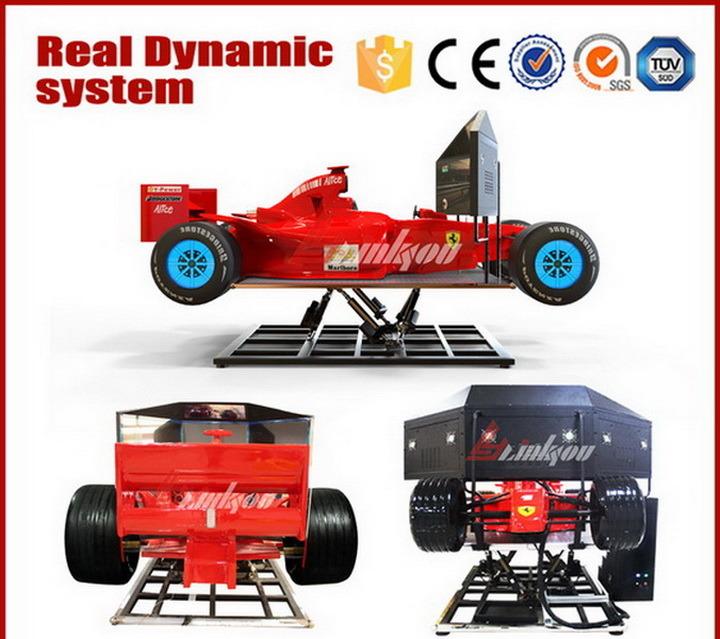 2015 The Most Profitable Racing Car, Simulator Arcade Racing Car Game Machine Type Car Game