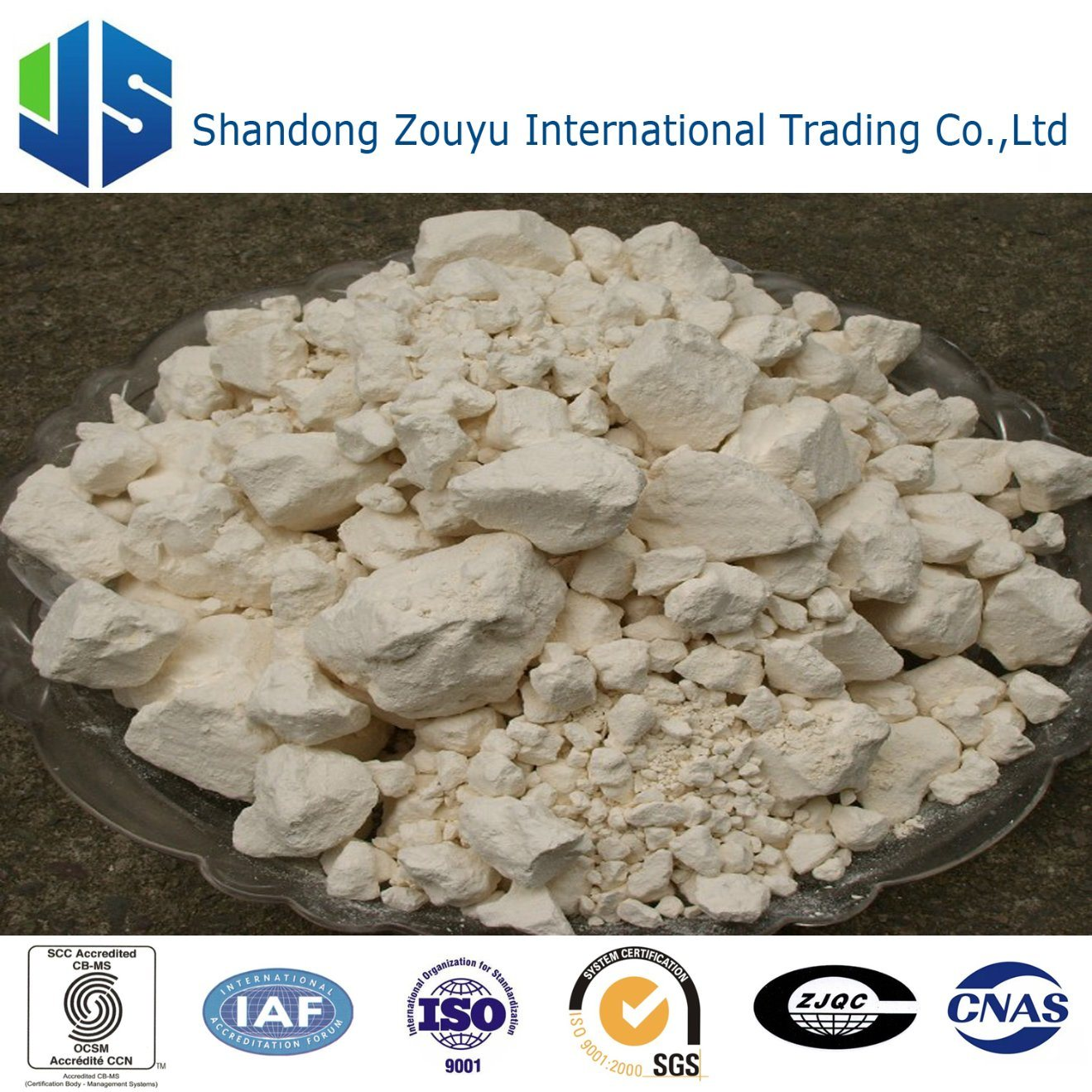 1250 Mesh Kaolin Used for Strilling