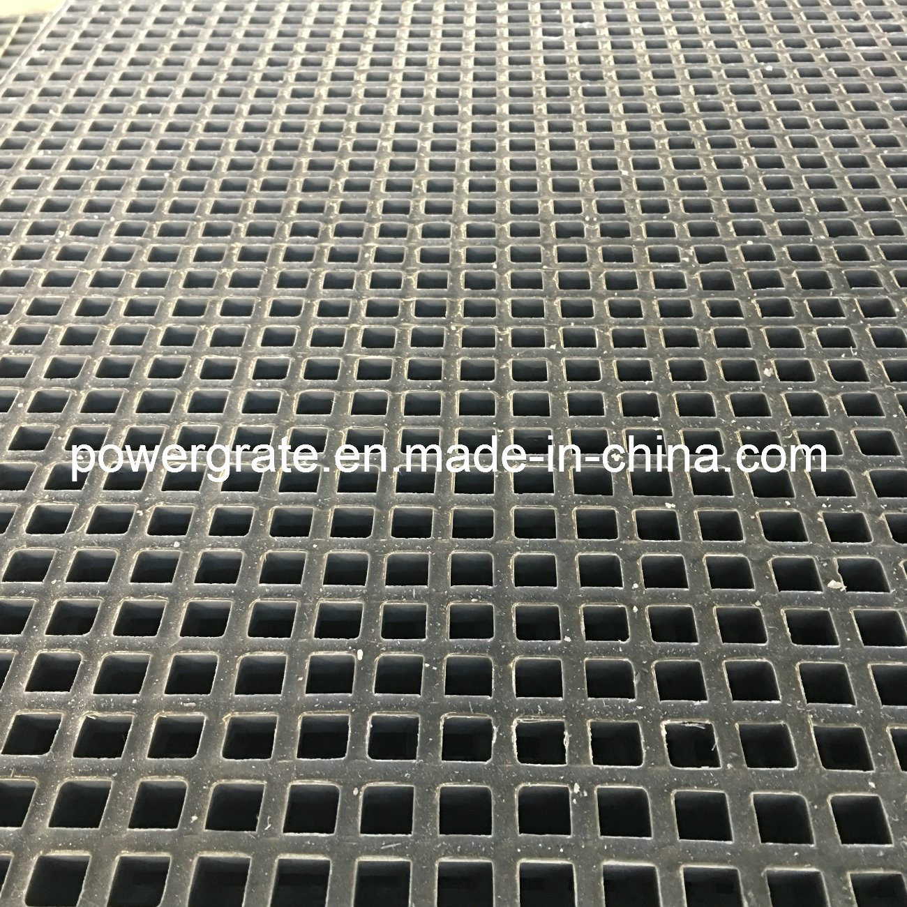 Fiberglass FRP Mini-Mesh Grating