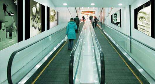 12 Degree Moving Sidewalk Professional Moving Walk