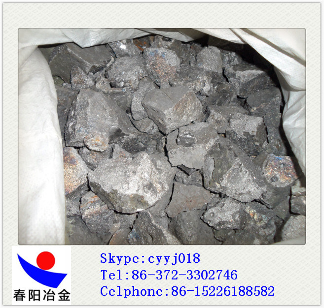 Chinese Manufacture of Nitride Ferro Chrome