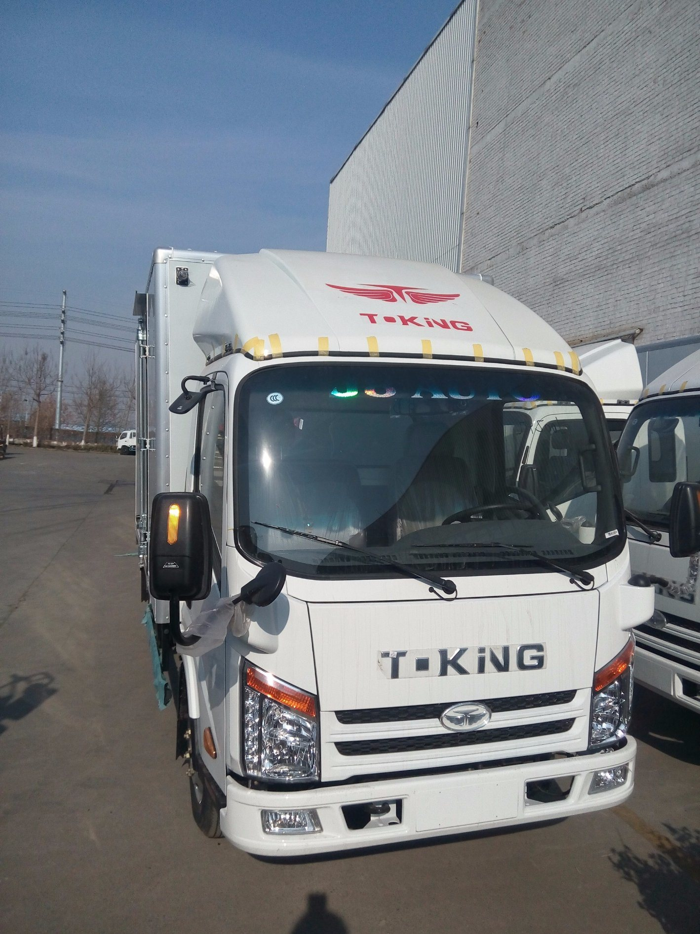 China Light Trucks for Rhd