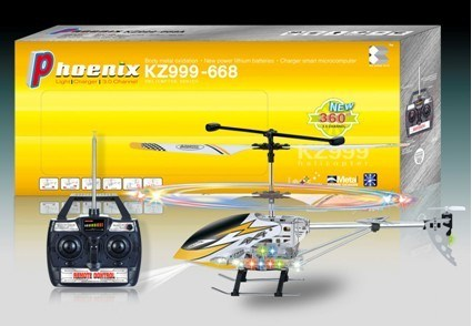 3.5channel Remote Control Helicopter Model Toys with Gyro
