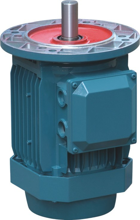 (1/4HP-10HP) High Efficiency Flange Mounted Tefc Three Phase AC Motor