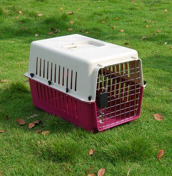 Plastic Pet Cage, China Pet Product for Dogs & Cats