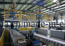 1600mm SMS Non Woven Fabric Making Production Line