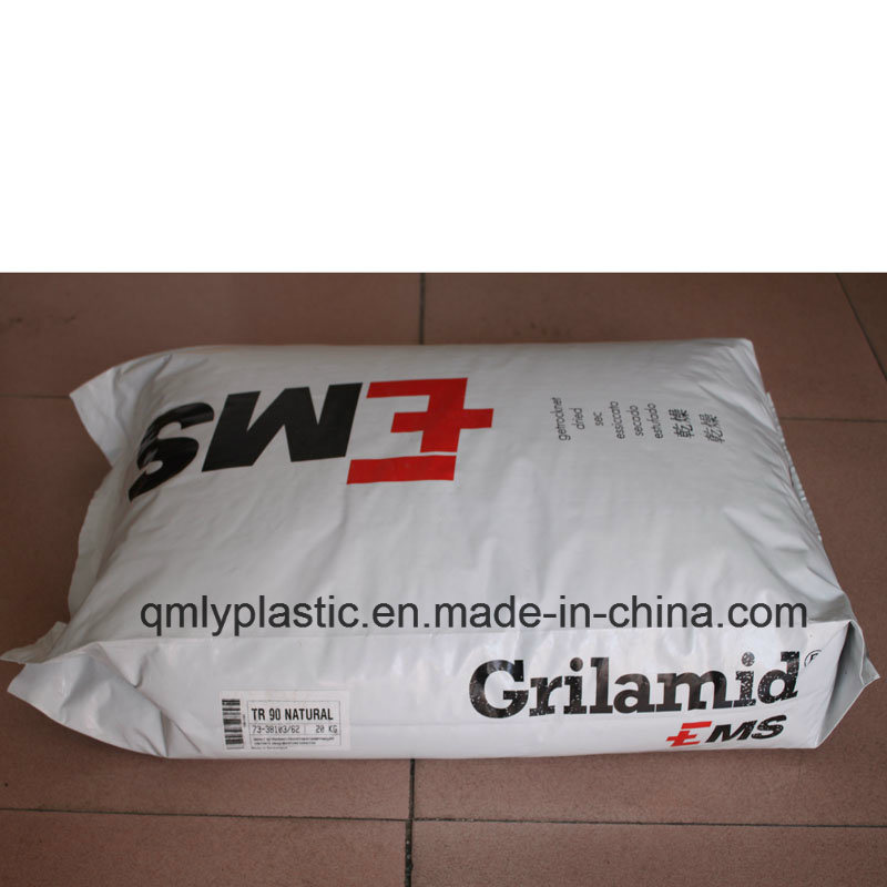 EMS Grilamid Plastic Material Tr90 UV Nylon Resin Black/ Nature Color PA 12