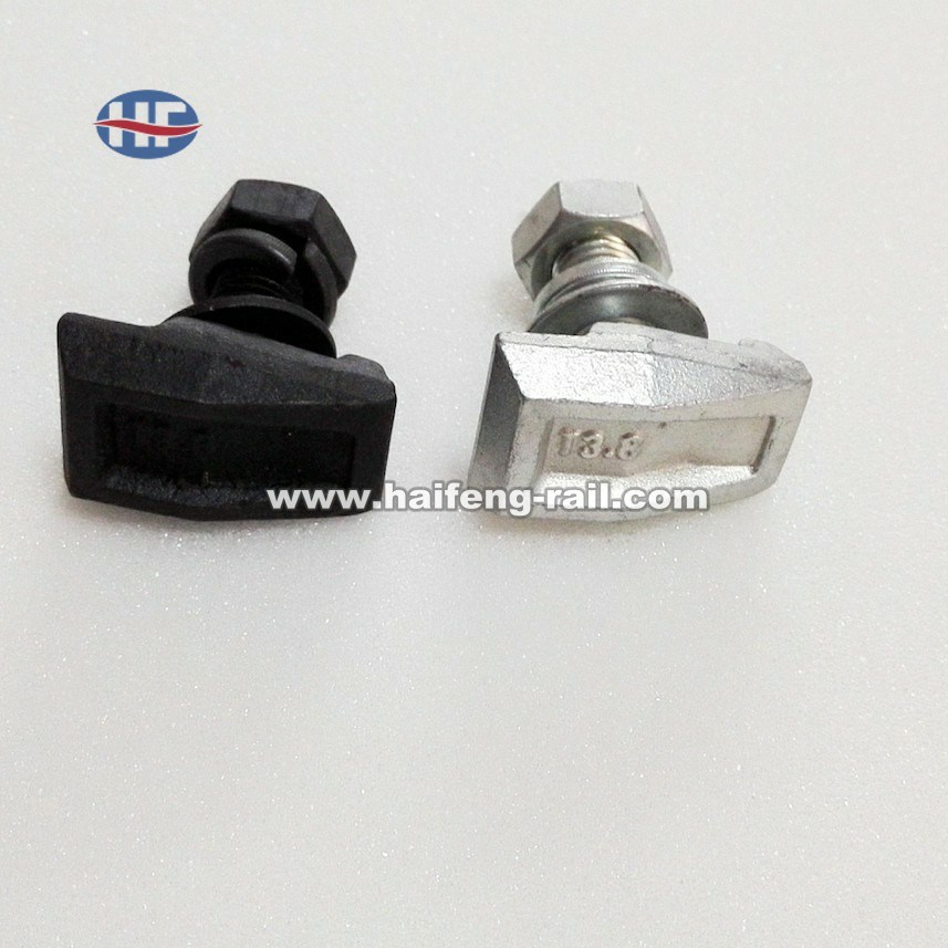 T Type Rail Clips for Elevator Guide Rail