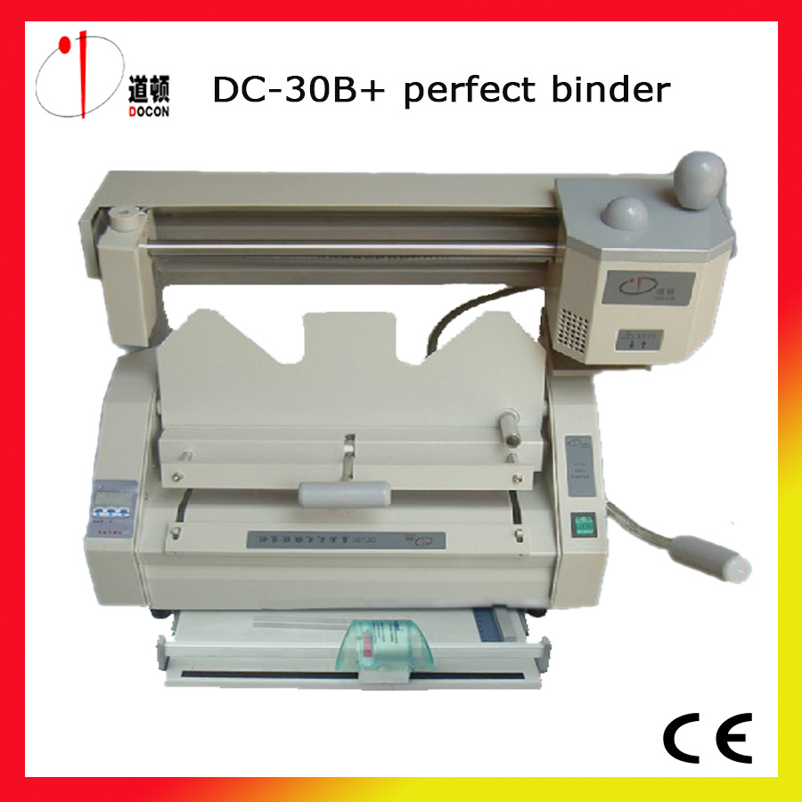 Hard Cover Book Binding Machine