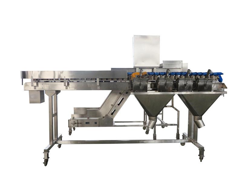 Automatic Weight Matching Food Machine