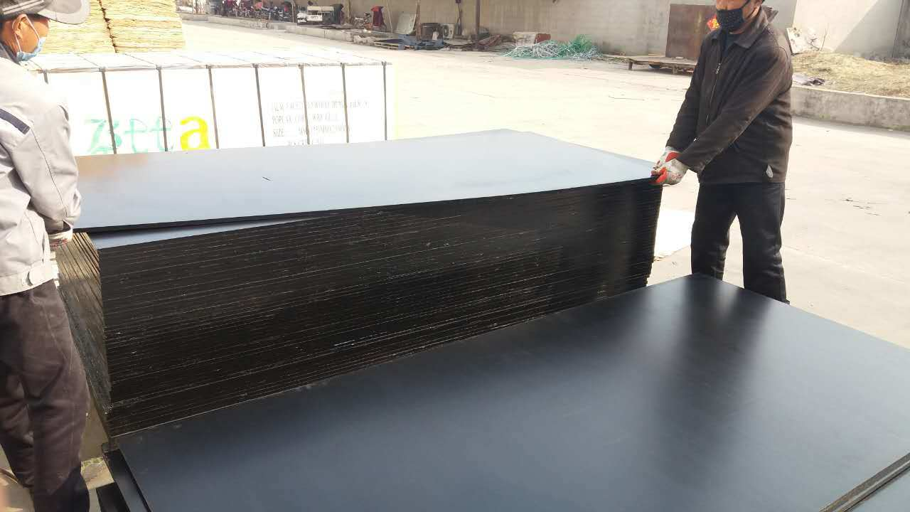 Recycle Core Film Faced Plywood