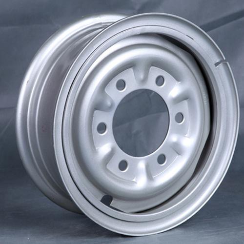 Tube Steel Wheel, Truck Rim (8.5-20, 8.5-24, 6.50-16)
